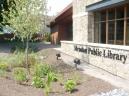 Mendon Public Library Bioretention System